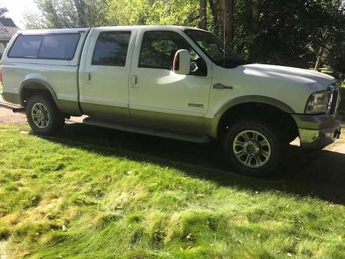 2005 Ford F250 King Ranch for sale in Manhattan, MT