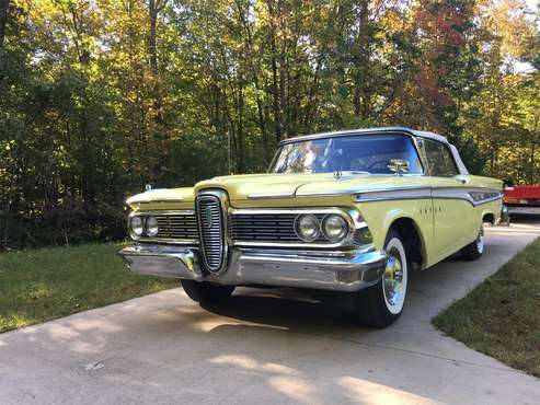1959 Edsel Corsair for sale in Lowgap, NC