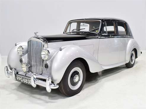 1951 Bentley Mark VI for sale in Macedonia, OH