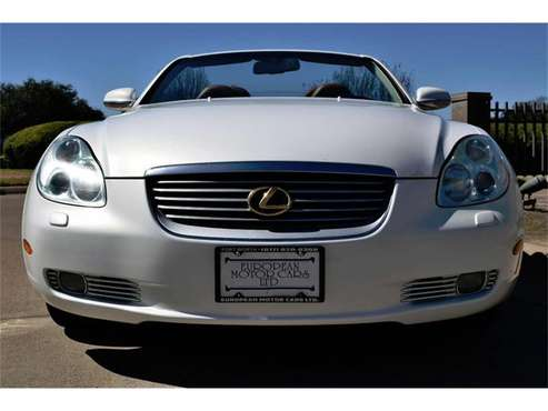 2003 Lexus SC400 for sale in Fort Worth, TX