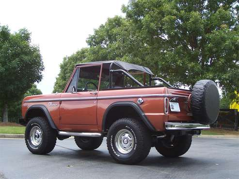 1969 Ford Bronco for sale in Alpharetta, GA