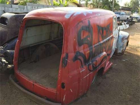 1952 Ford Panel Truck for sale in Cadillac, MI