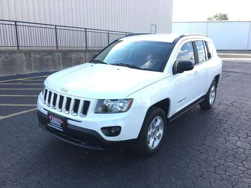 2014 Jeep Compass Sport, Loaded with Options and only 87K Miles for sale in Tulsa, OK