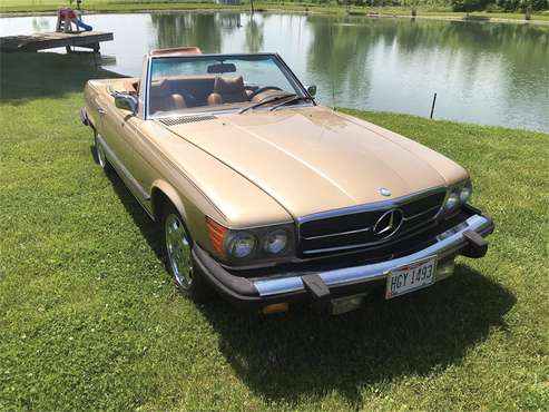 1974 Mercedes-Benz 450SL for sale in Auburn, IN