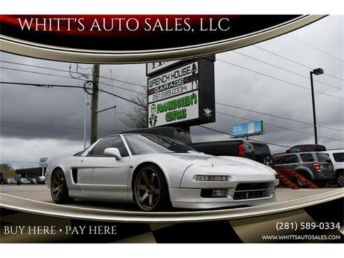 1991 Acura NSX for sale in Houston, TX