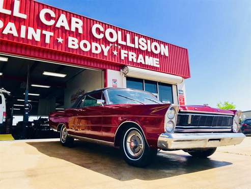 1965 Ford Galaxie 500 for sale in Houston, TX