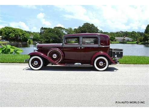 1933 Nash Big Six for sale in Clearwater, FL