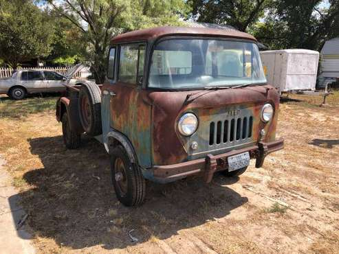 1960 Willys FC170 Forward Control for sale in SAN ANGELO, TX