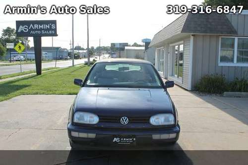1995 Volkswagen Cabrio Base for sale in fort dodge, IA