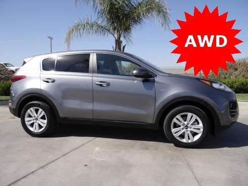 2018 Kia Sportage LX - SUV for sale in Hanford, CA