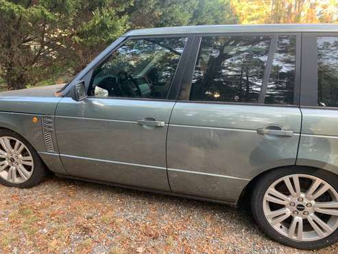 2004 Range Rover Supercharger for sale in Glen Allen, VA