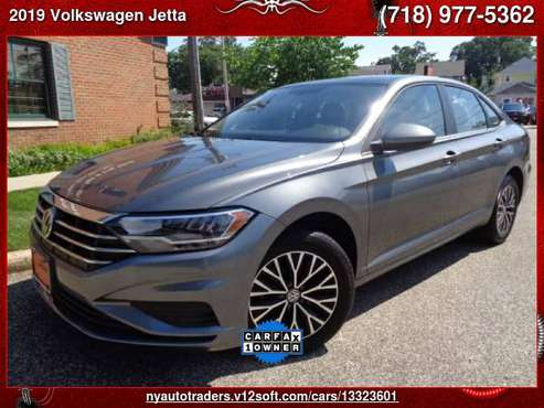 2019 Volkswagen Jetta SE Auto w/SULEV - cars & trucks - by dealer -... for sale in Valley Stream, NY