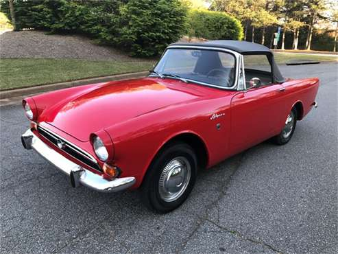 1967 Sunbeam Alpine for sale in Duluth, GA