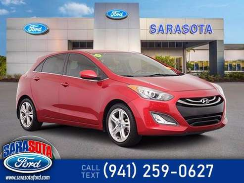 2013 Hyundai Elantra - cars & trucks - by dealer - vehicle... for sale in Sarasota, FL