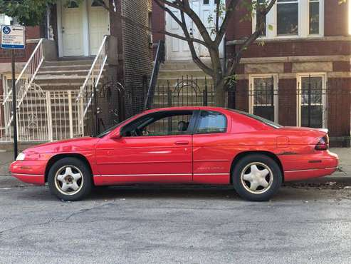 1999 Chevy Monte Carlo for sale in Chicago, IL