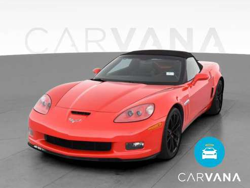 2012 Chevy Chevrolet Corvette Grand Sport Convertible 2D Convertible... for sale in Philadelphia, PA