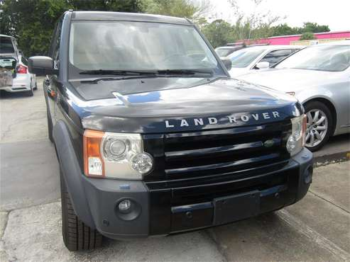 2008 Land Rover LR3 for sale in Orlando, FL