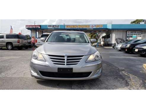 2013 Hyundai Genesis for sale in Tavares, FL