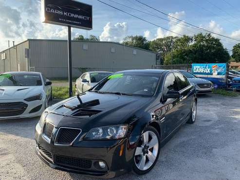 2009 Pontiac G8 GT V8.....1-OWNER!!!!! CLEAN CARFAX! for sale in TAMPA, FL