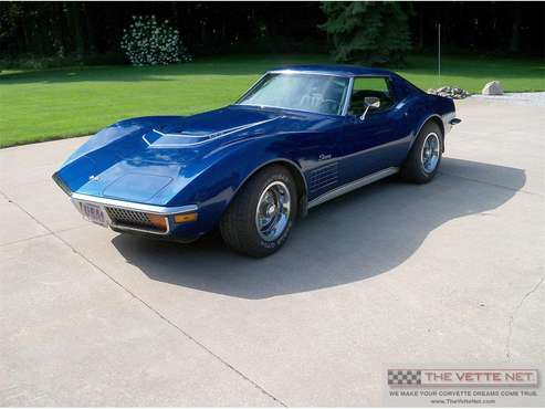 1972 Chevrolet Corvette for sale in Sarasota, FL