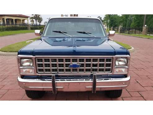 1980 Chevrolet K-10 for sale in Conroe, TX
