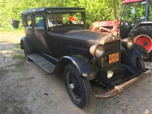 1927 Hudson Super 6 for sale in Cadillac, MI