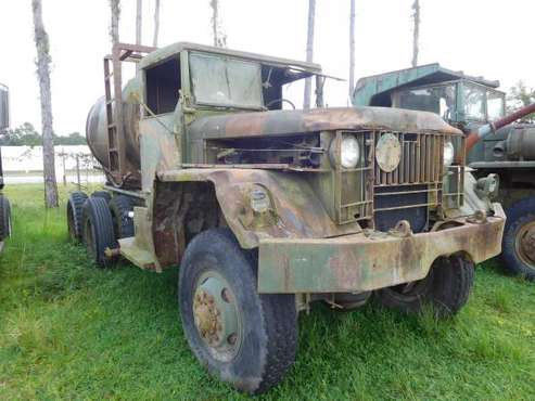 MILITARY WATER TRUCK for sale in Spring Hill, FL