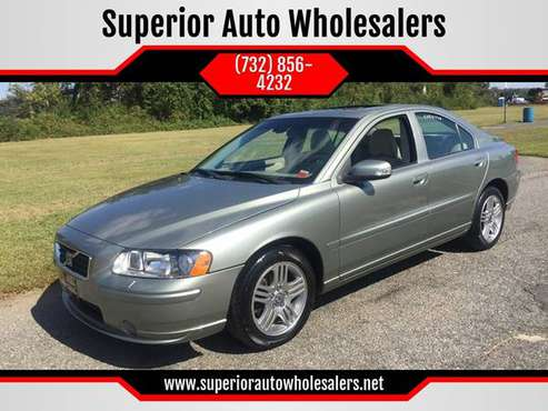 2007 Volvo S60 Turbo---COME DRIVE IT---WE FINANCE EVERYONE for sale in burlington city, PA