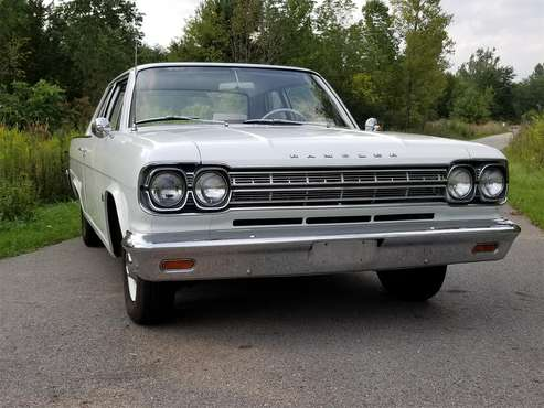1966 Rambler Classic 550 for sale in Blacklick, OH