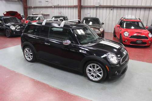 2010 Mini CLUBMAN S TURBO Midnight Black One Owner 95K LOADED for sale in Seattle, WA