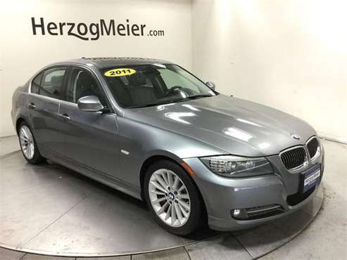2011 BMW 3 Series sedan 335d - (Space Gray Metallic) for sale in Beaverton, OR