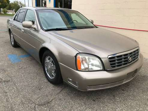 2004 Cadillac Deville LOW MILES! for sale in Clinton Township, MI