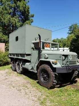 1965 M35A2 2.5 Ton/ Box or No Box for sale in Columbia Falls, MT