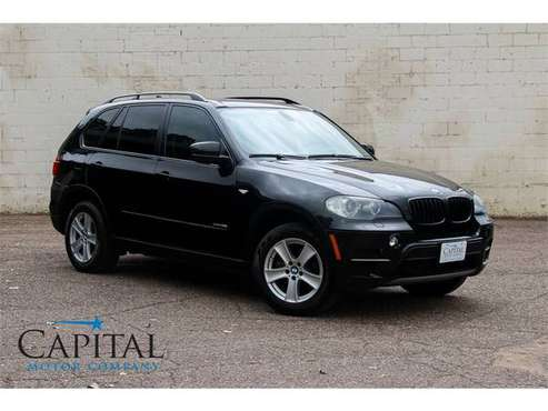 2011 BMW X5 Sport SUV! Cheaper than a Porsche Cayenne or Range Rover for sale in Eau Claire, WI