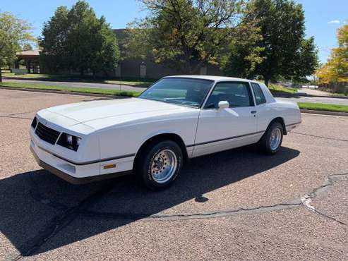 1984 Monte Carlo SS for sale in Peyton, CO