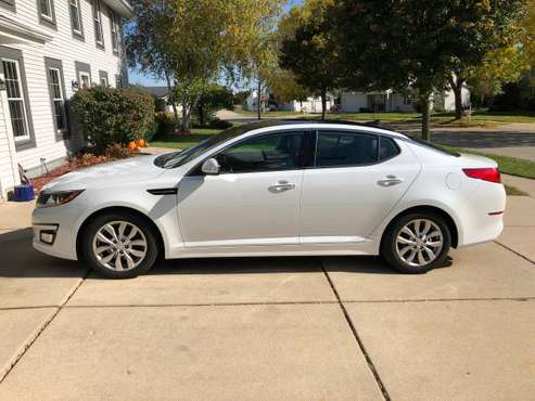 2015 Kia Optima EX for sale in Port Washington, WI