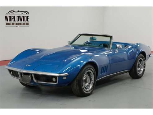1968 Chevrolet Corvette for sale in Denver , CO