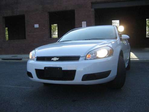 2012 CHEVY IMPALA POLICE PKG. 9c1 40k Miles for sale in Baltimore, MD