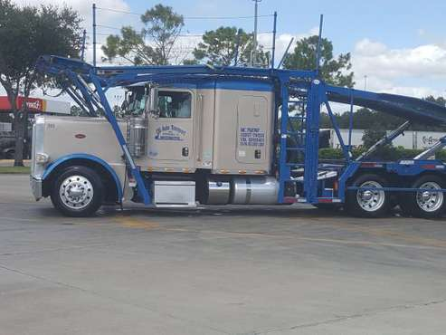 2014 Peterbilt 388 Car Hauler for sale in Spring Hill, FL