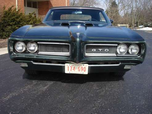 1968 Pontiac GTO for sale in Naperville, IL