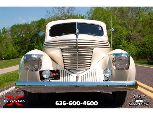 1939 Graham Series 97 Supercharged for sale in St. Louis, MO