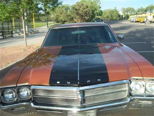 1969 Buick Skylark for sale in Cadillac, MI