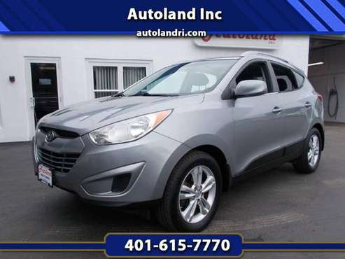 2010 Hyundai Tucson GLS - All Wheel Drive - Leather for sale in West Warwick, RI