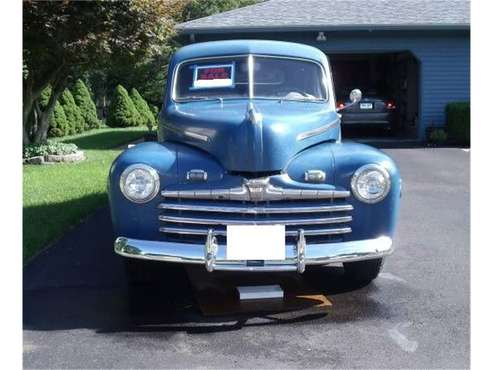 1946 Ford Business Coupe for sale in Cadillac, MI