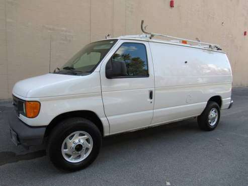** 2007 FORD E250 * UTILITY * 1 OWNER ** - cars & trucks - by dealer... for sale in Fort Oglethorpe, GA