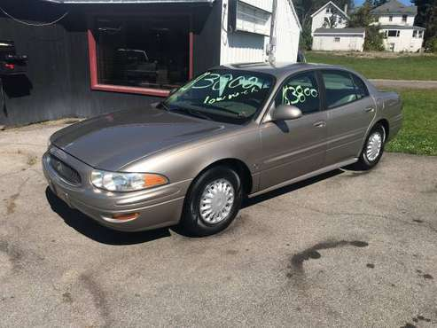 2003 BUICK LESABRE CUSTOM for sale in Rome, NY