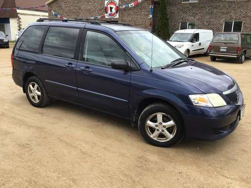 2003 Mazda MPV LX V6 - 1 OWNER since 2005, 25 MPG/hwy, ON CLEARANCE for sale in Farmington, MN