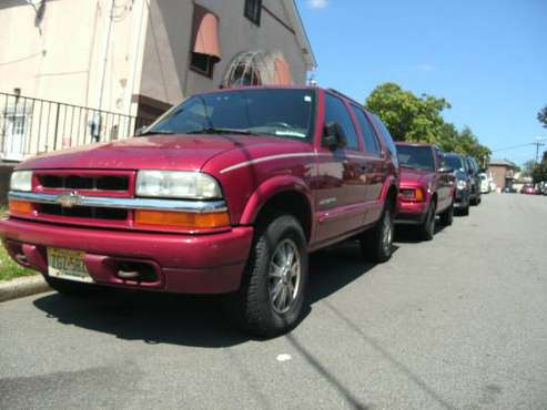 2004 Chevy Blazer LT 4 x 4 for sale in Elmwood Park, NJ