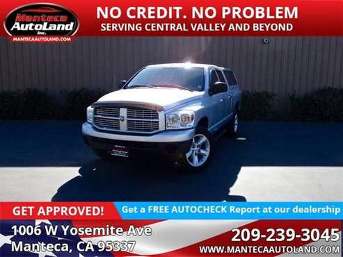 2008 Dodge Ram 1500 ST for sale in Manteca, CA
