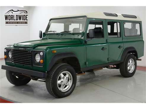1987 Land Rover Defender for sale in Denver , CO